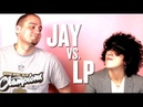 Whistle Off: LP vs. Jay St. Pierre (a RedEye exclusive)