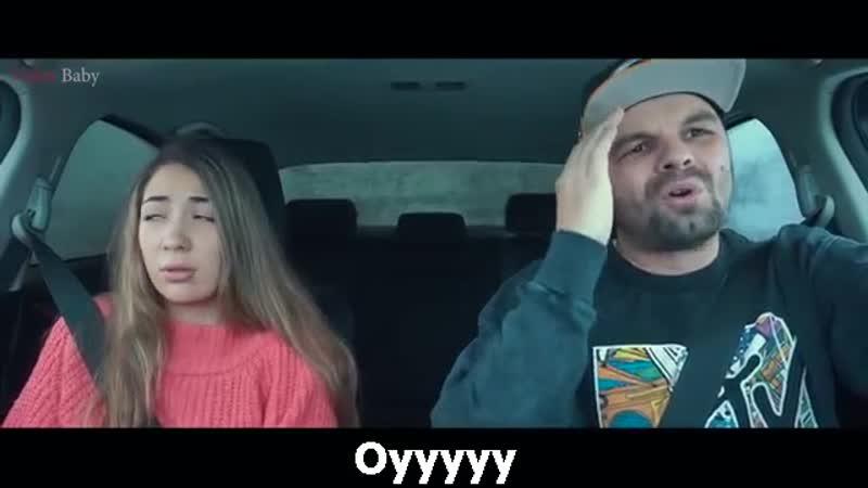 Папа и дочка читает рэп Как дура плвчу субтитры
