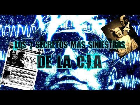 Los 7 secretos más siniestros de la CIA wikileaks