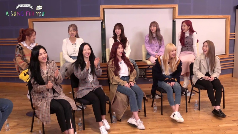 [Show] 190615 A Song For You 5 Full Version @ Cosmic Girls