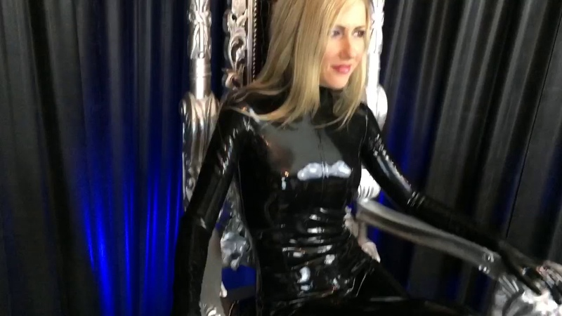Mistress Tracy Dallas