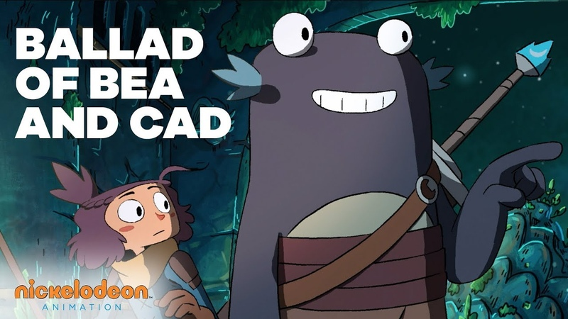 The Ballad of Bea and Cad   Nick Animated Shorts