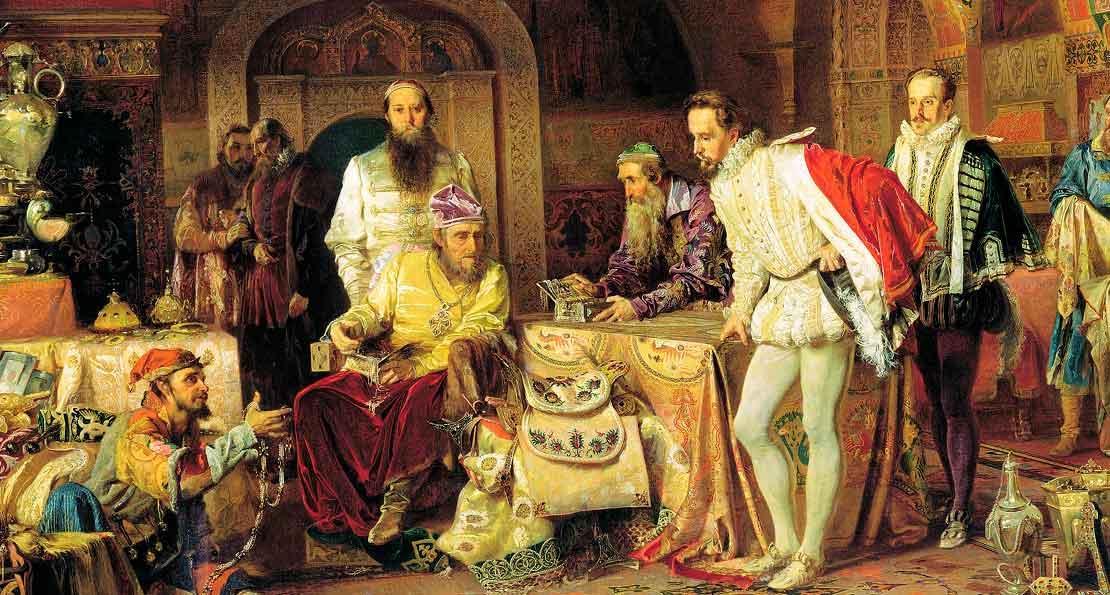 Иван Грозный и его шпионы