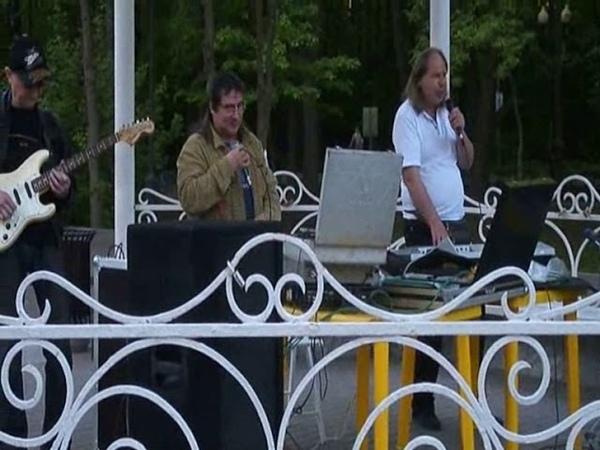 Месяц май в Измайловском парке Ч 5