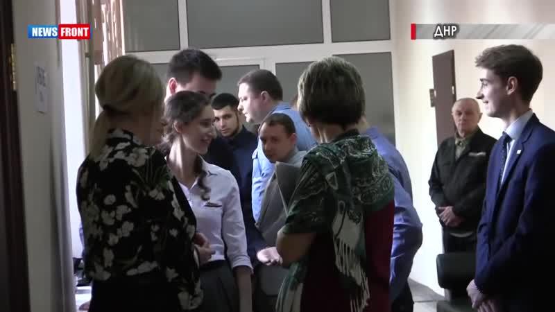 Более 200 выпускников ДонНМУ распределены на вакантные места в медучреждения ДНР