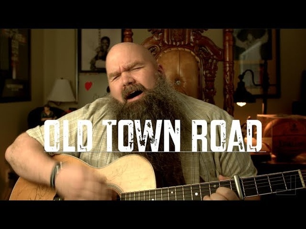 OLD TOWN ROAD - Lil Nas X | Marty Ray Project Acoustic Cover