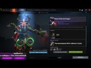 Paean of the Ink Dragon set for Grimstroke DOTA 2 TI9 Collector s Cache