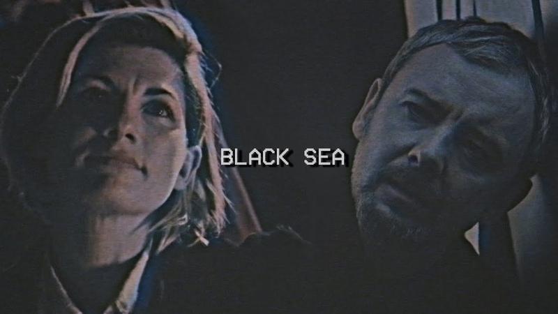 Thirteenth Doctor ⨯ The Master || Black Sea [AU]