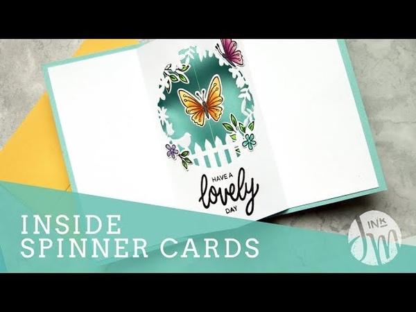 Inside Surprise Spinner Card
