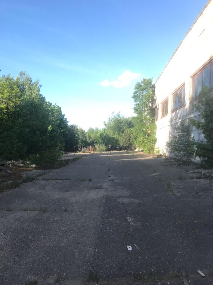 Заброшенные военные склады
