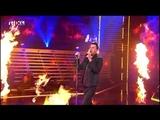 Duncan de Moor - Fire (The voice of Holland: Liveshow 2014)
