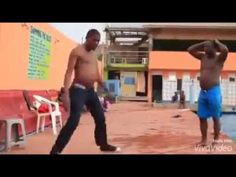 Смешные танцы негров