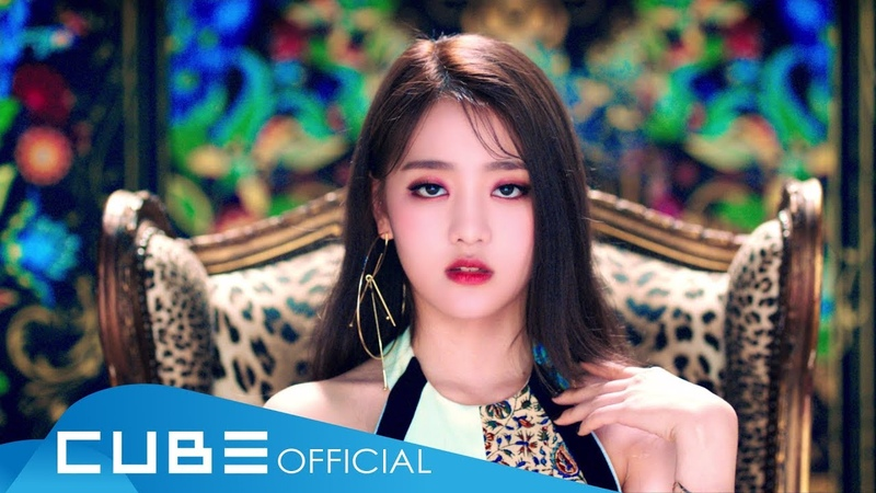 (여자)아이들((G)I-DLE) - 한(一)(HANN(Alone)) Official Music Video