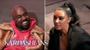 Kanye West Can't Wait for Kim K Esq to Get Him Out of F ked Up Deals KUWTK E