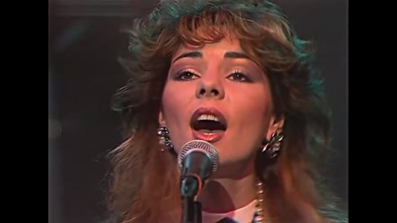 Sandra - In The Heat Of The Night (1985) TopPop
