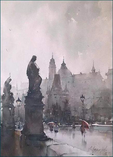 Душан Джукарич известный современный художник Он родился в 1971 году в городе Теслич (Босния и Герцеговина). Окончил Академию изящных искусств в Белграде. Мастер искал своей художественный стиль