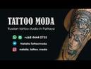 Russian tattoo studio in Pattaya Tattoo Moda.