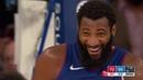 Andre Drummond Blows a Wide Open Dunk - Pistons vs Knicks   April 10, 2019   2018-19 NBA Season