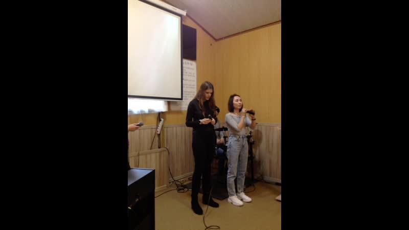 Live Церковь свободных евангельских христиан Гатчины