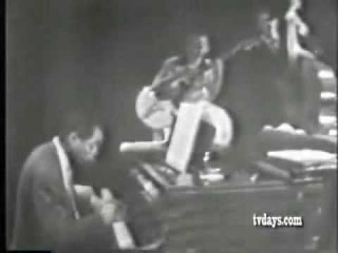 (Sir) Roland Hanna on Art Fords Jazz Party - 09 18 1958 (Part 4)