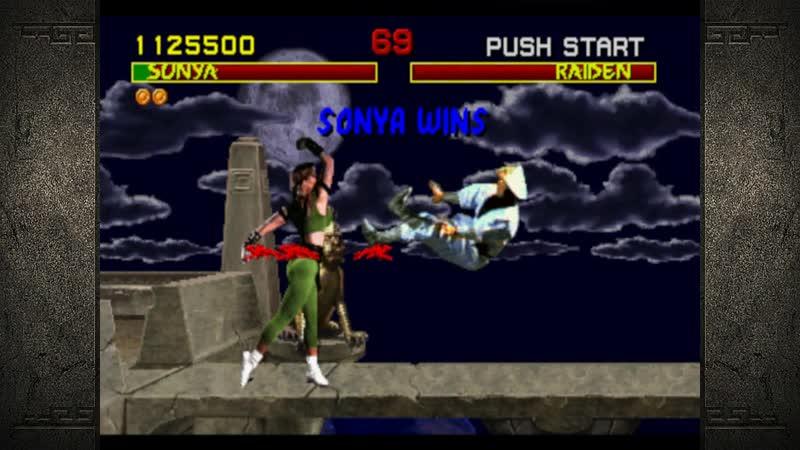 Sonya Blade (No Matches Lost)