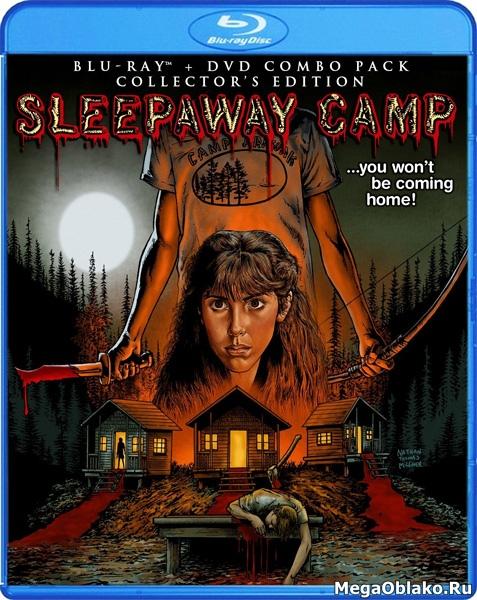 Спящий лагерь / Sleepaway Camp (1983/BD-Remux/BDRip/HDRip)