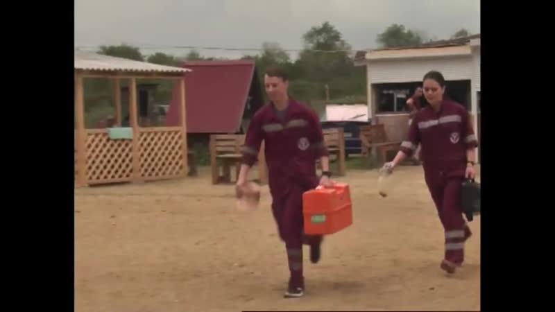 Центр медицины катастроф провел на пляже мастер-класс по спасению утопающих