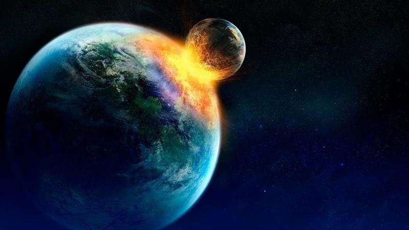 Столкновения в космосе Поле битвы Солнечная система Фильм Discovery science Вселенная 30 09 2016