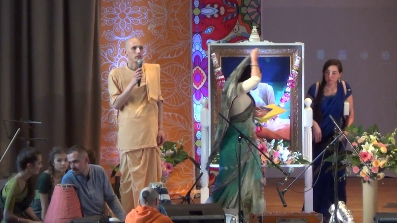 Восемь наставлений Шри Чайтаньи Махапрабху (Е.С. Шрила Индрадьюмна Свами) - 08.05.2018