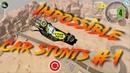 Impossible Car Stunts Epic Fails Crushes 1 | CarX Drift Racing 2