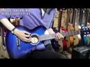 Обзор акустической гитары Prado HS 3810 BLU