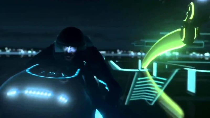 «Трон 2» Официальный русский трейлер 2014 (HD)