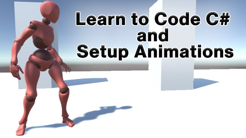 The Fast Way to Code C and Setup Animations in Unity