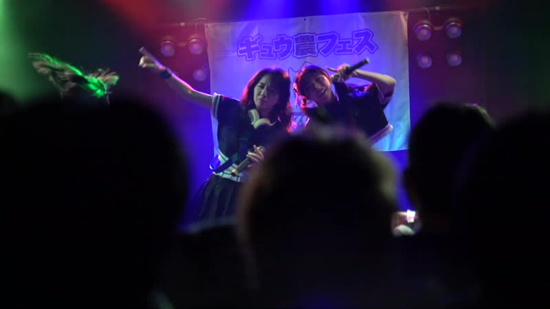 Gu-Gu LULU ギュウ農フェスmini@ HEAVEN'S ROCK Utsunomiya 22062019