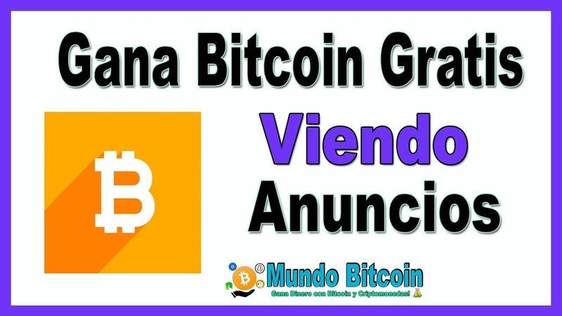 💰 Como Ganar Bitcoin Gratis 【Viendo Anuncios】▷ Sin Minimo de Retiro, Prueba de Pago, BitcoHitz 👀👍