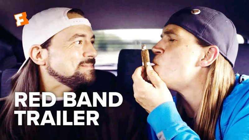 Jay and Silent Bob Reboot Comic-Con Red Band Trailer 1 (2019) | Movieclips Trailers
