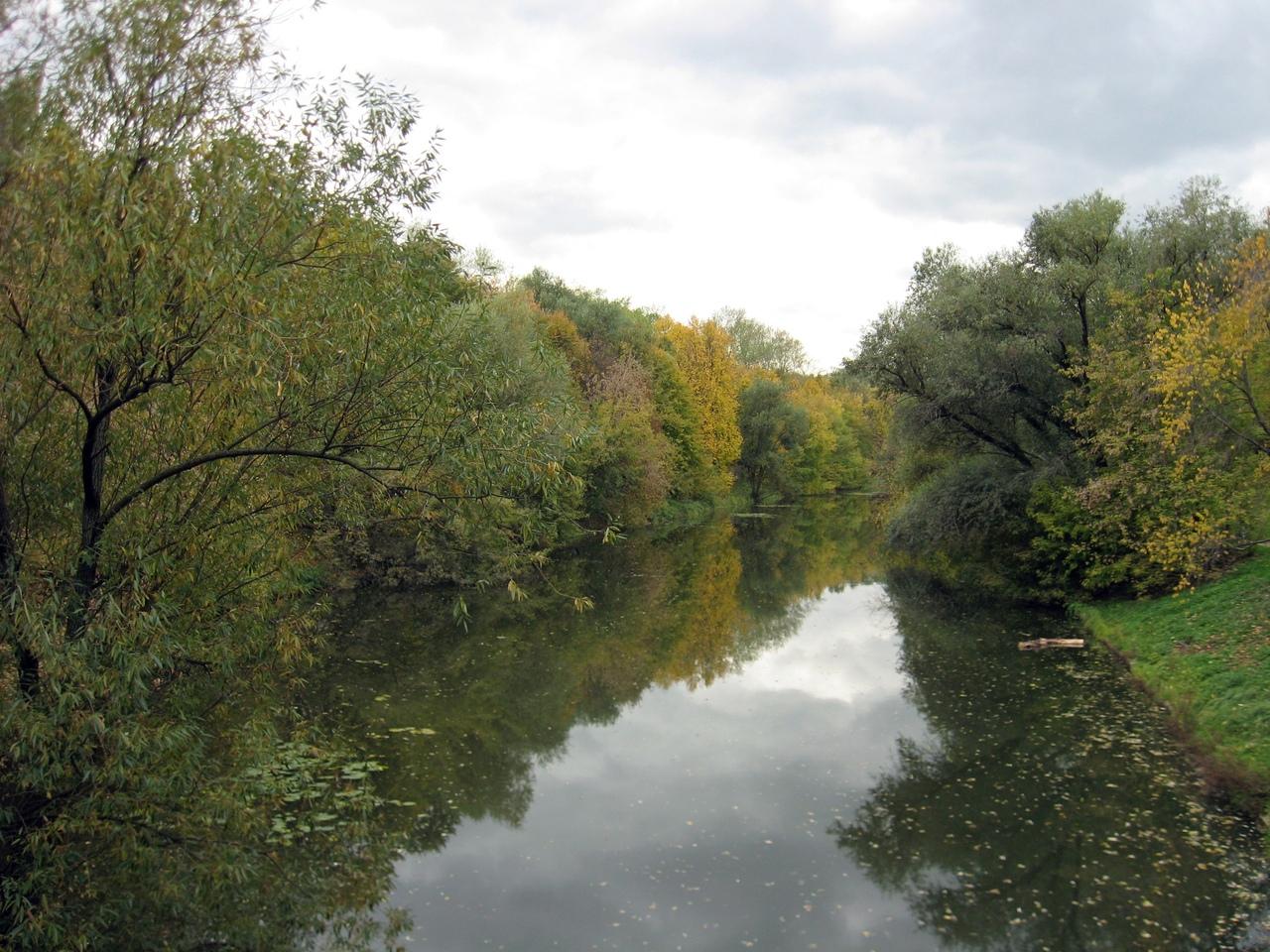 Серебряно-Виноградный пруд