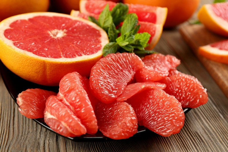 самые полезные эфирные масла: Грейпфрут