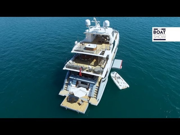 [ENG] BENETTI 125 Fast Lejos 3 - Superyacht Review and Interiors - The Boat Show