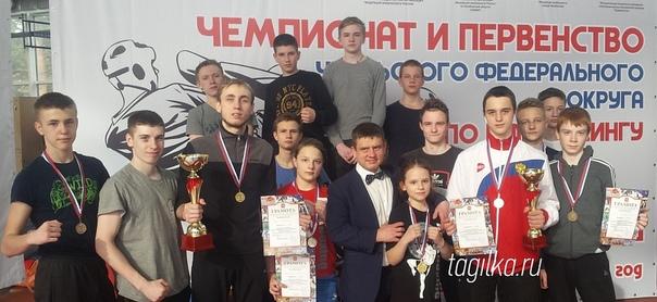 Тагильские кикбоксеры завоевали путевки на первенство России