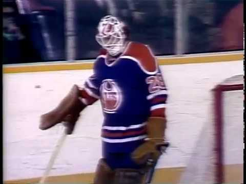 1979 Avco Cup Edmonton vs Winnipeg Bobby Hull and Wayne Gretzky interviews