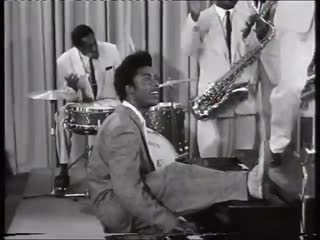 Little richard - long tall sally - from dont knock the rock - hq 1956