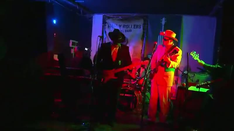 Holly Rollers Blues Band - I Cant Be Satisfied