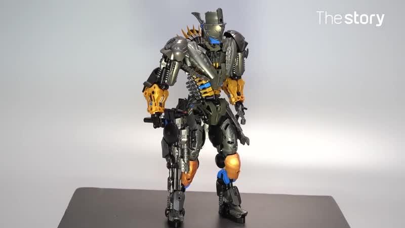 Вымирающие виды системы Lego Я мечтаю о возрождении серии Bionic! LEGO BIONICY CREATIVE, Юн Хонг Юн