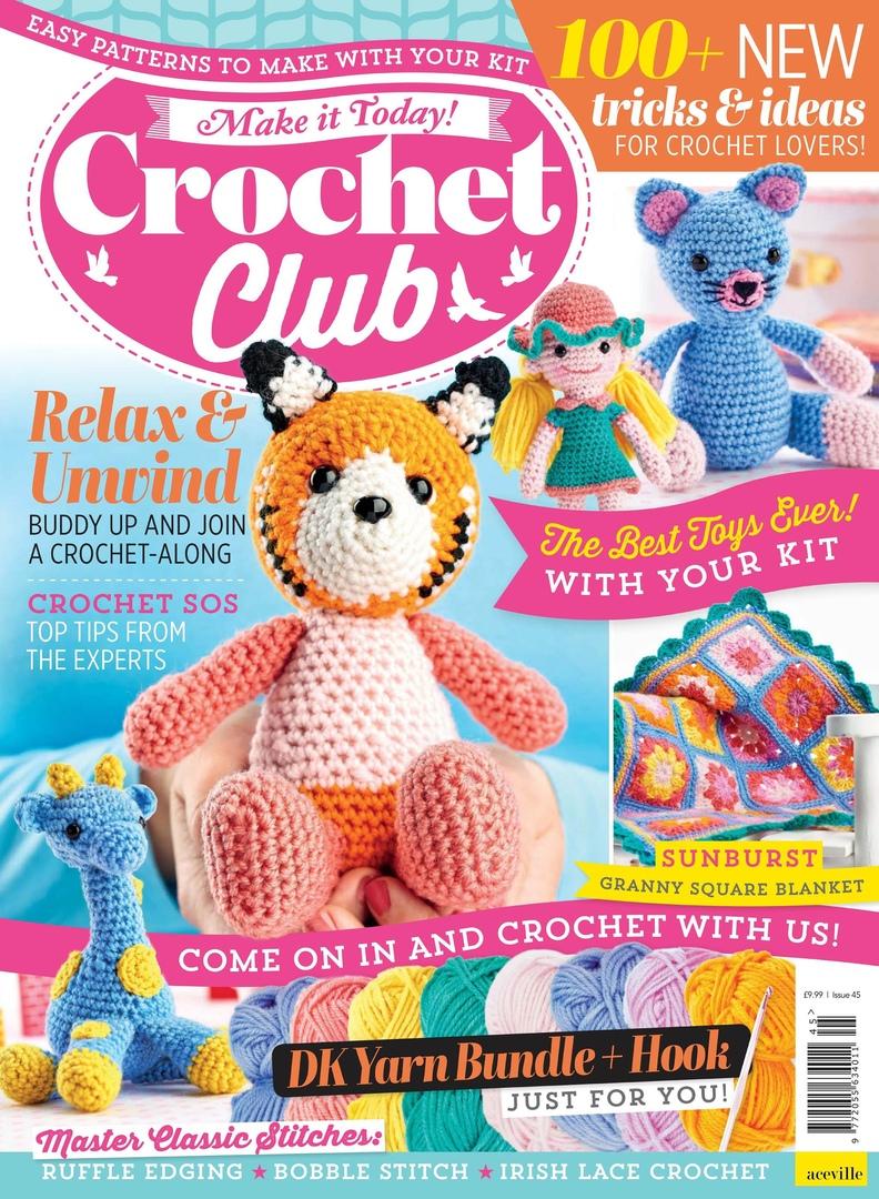 Make it Today! Crochet Club 145/2019