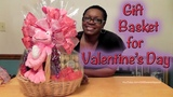 DIY Valentine's Day Gift Basket Dollar Tree Dollar General