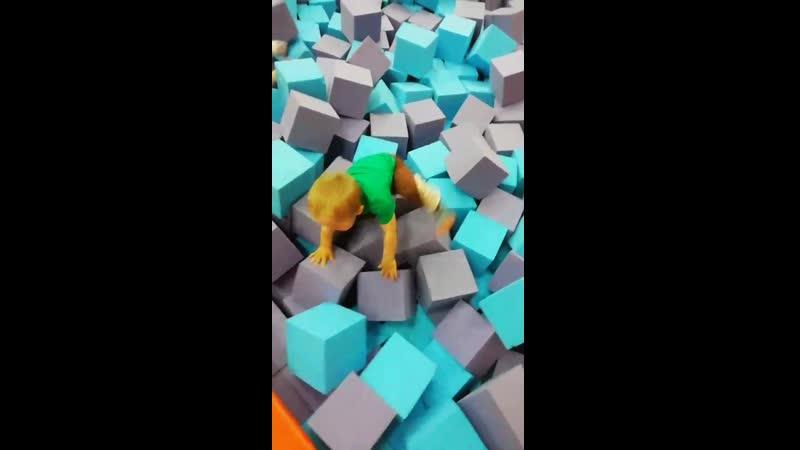Матвейка в кубиках