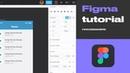Learn UI design in 25 minutes - Figma tutorial