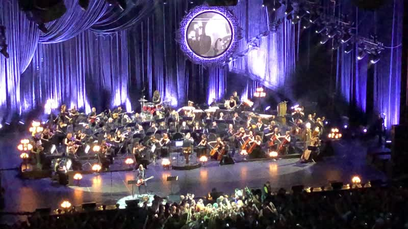 БИ 2 с симфоническим оркестром Варвара Crocus City Hall 16.05.2019