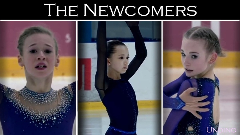 The Russian Jr. Figure Skating Warriors for 2019/20